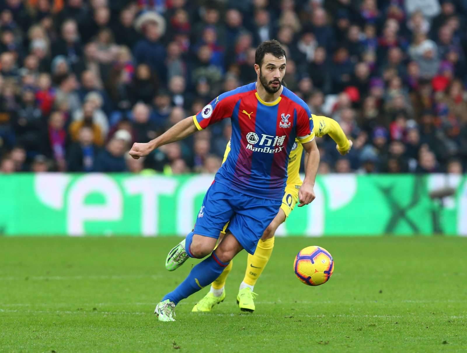 Гол с пенальти принёс «Кристал Пэлас» три очка в матче с «Вест Бромвичем»