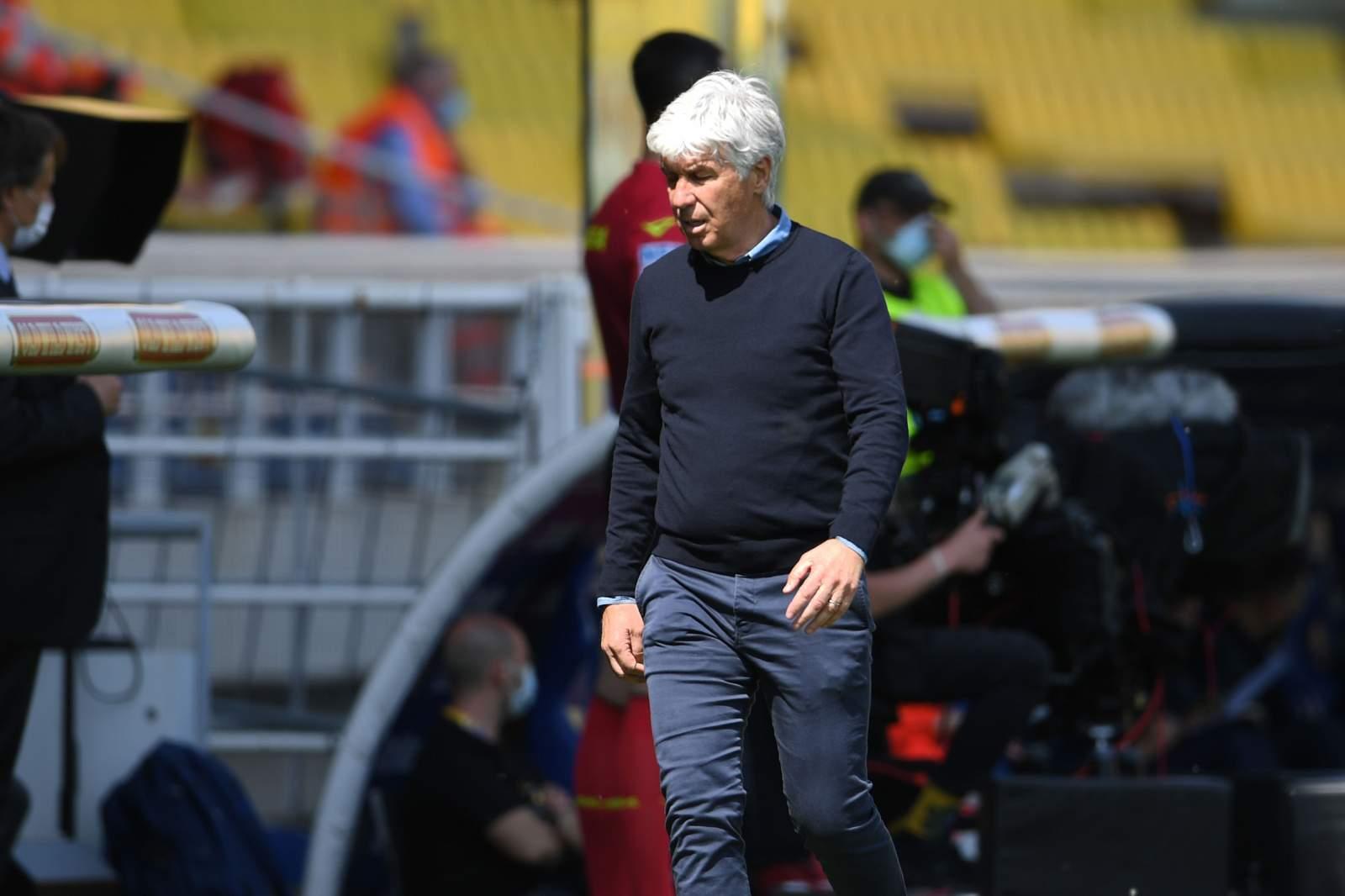 Гасперини – о победе 1:0 над «Салернитаной»: «Это футбол!»