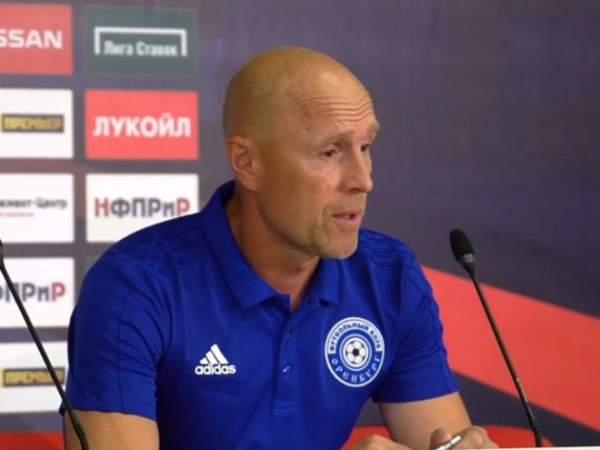 """Федотов - о Каррере: """"О тренере говорит его востребованность"""""""
