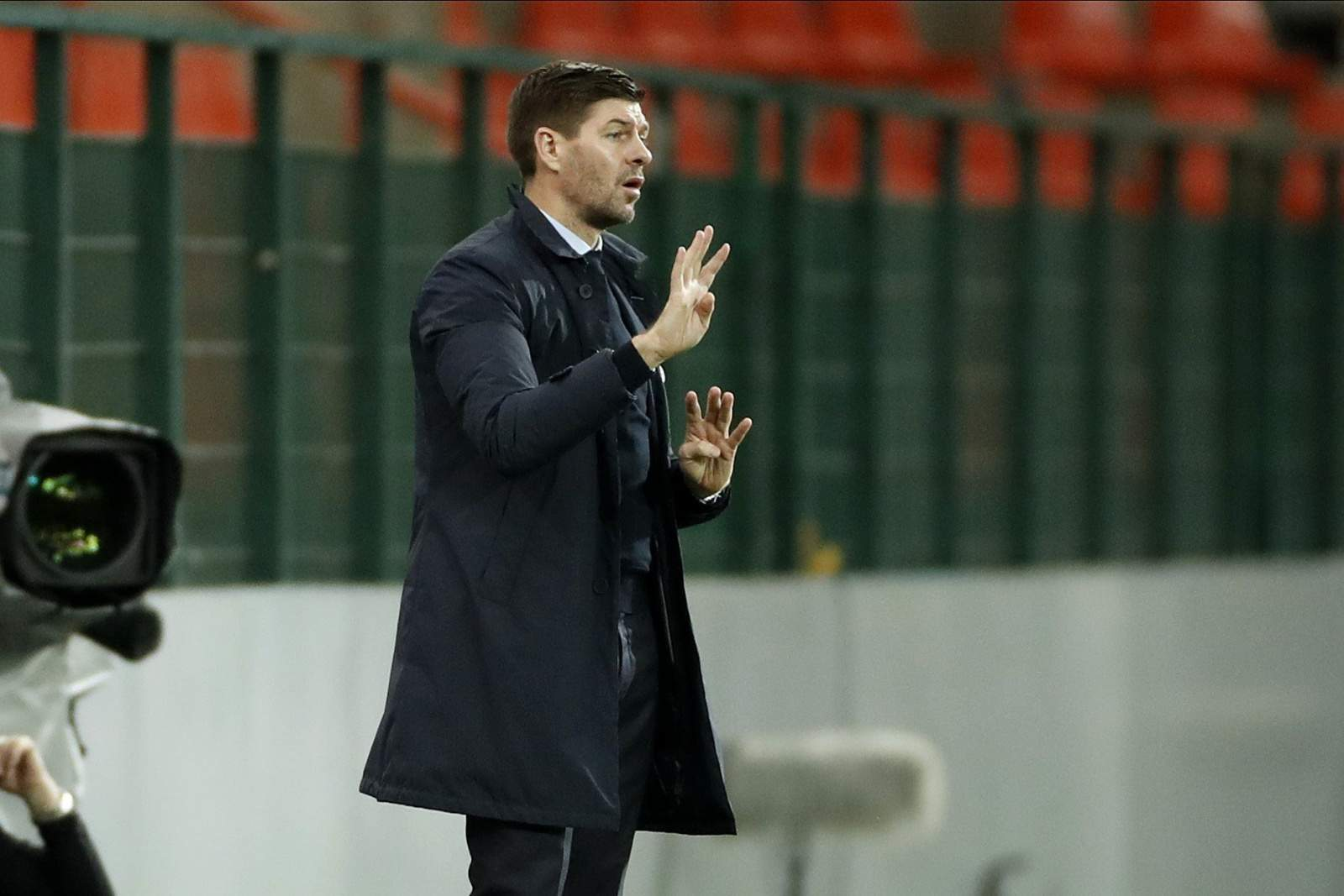 Джеррард – о разгроме «Славии» «Арсеналом»: «Мне понравилось всё»