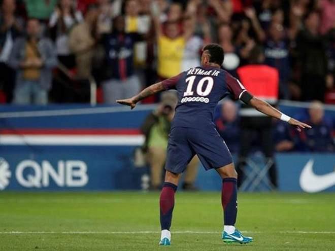 Неймар пропустил половину матчей «ПСЖ» после трансфера из «Барселоны»