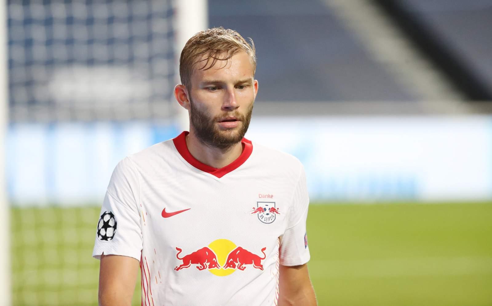 Лаймер посвятил гол в ворота сборной Северной Македонии Эриксену