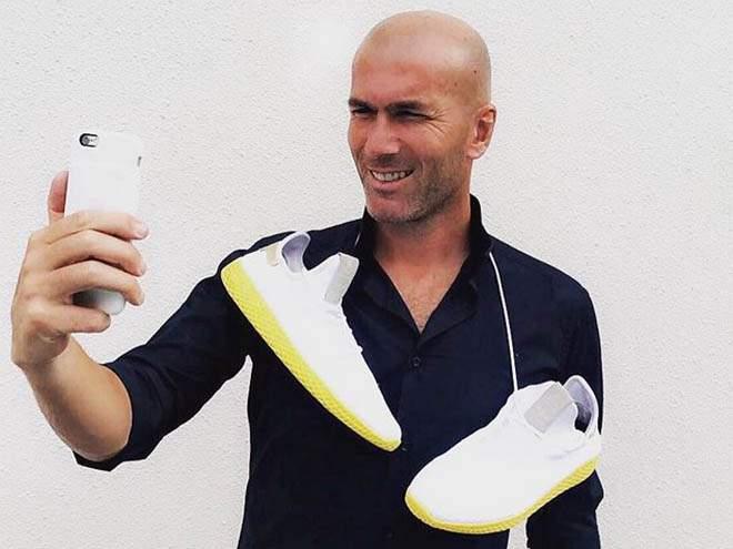 Зидан: «Рауль однажды возглавит «Реал»