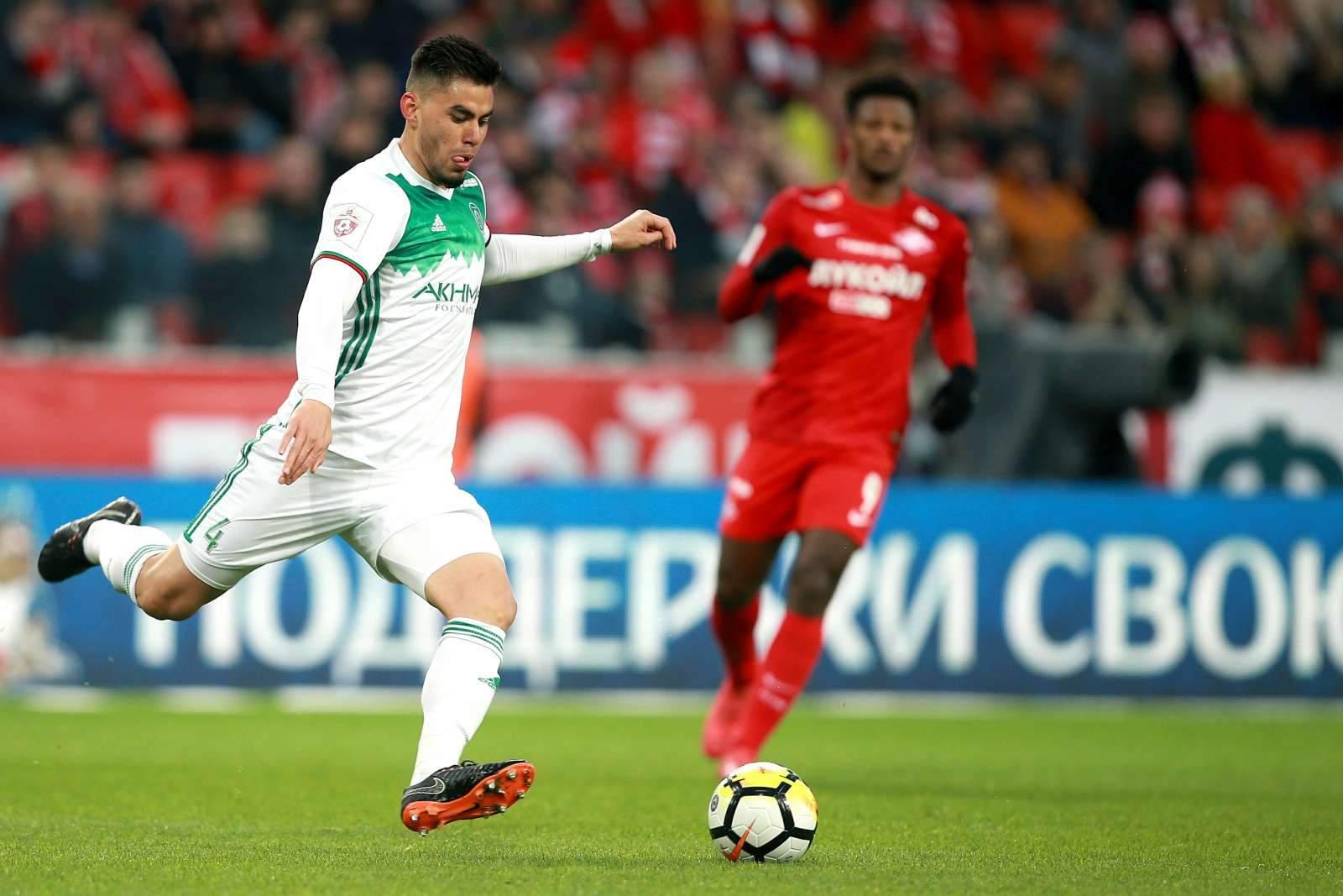 Экс-игрок «Ахмата» подписал контракт с турецким клубом
