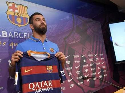 """""""Барселона"""" хочет расторгнуть контракты с Матьё и Тураном"""