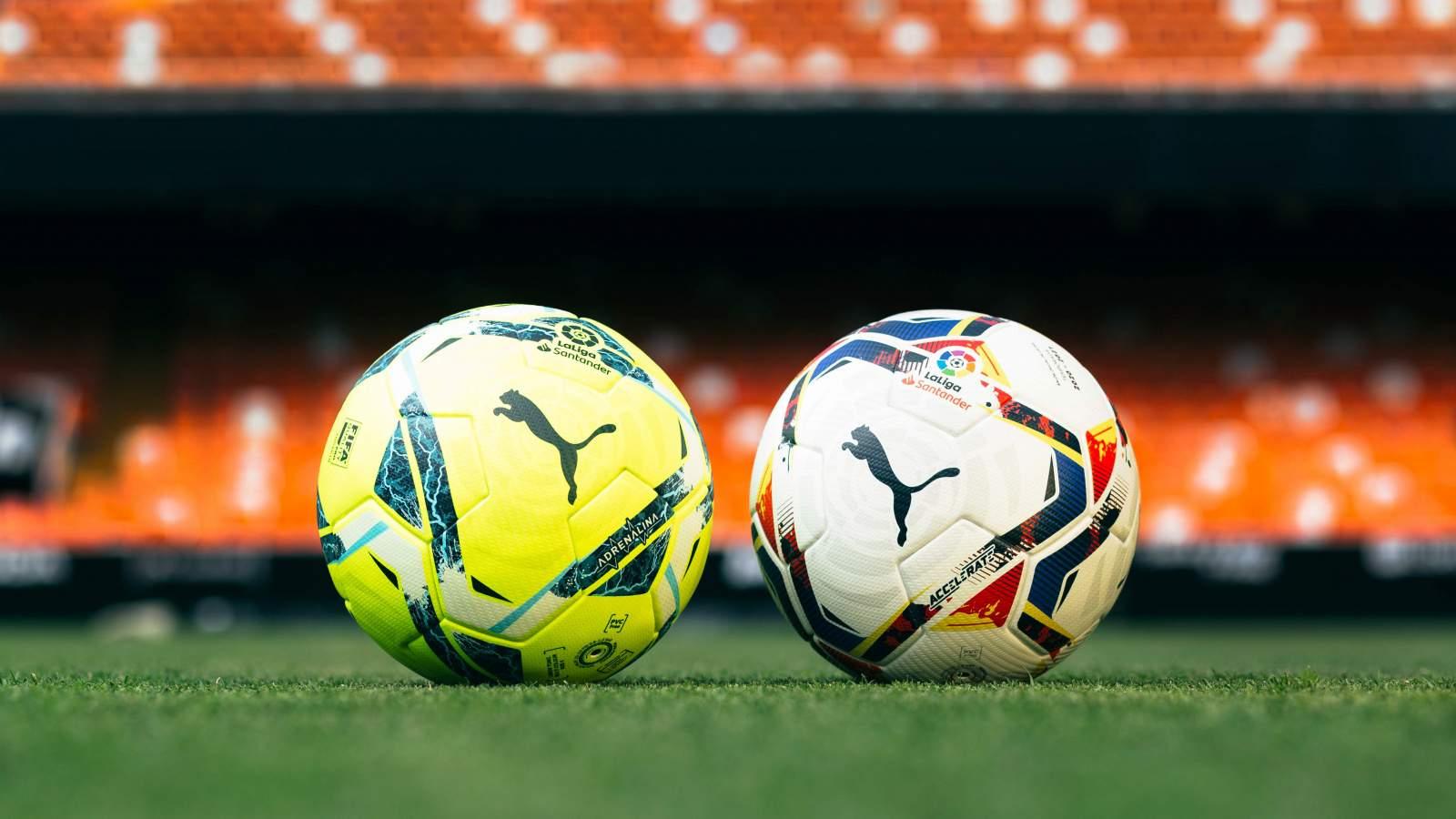 Новый мяч Ла Лиги