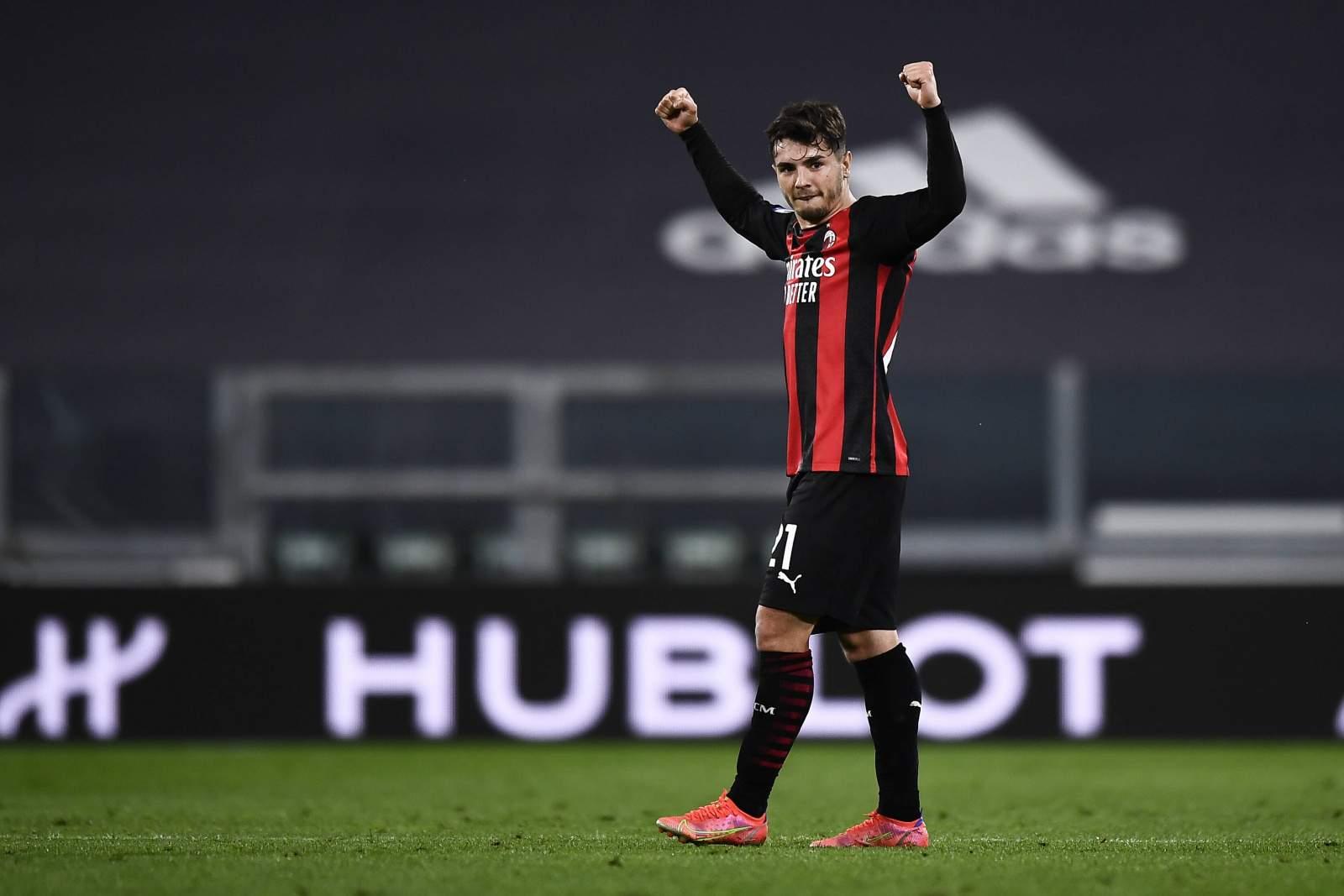 Диас считает, что «Милан» мог обыграть «Ливерпуль»