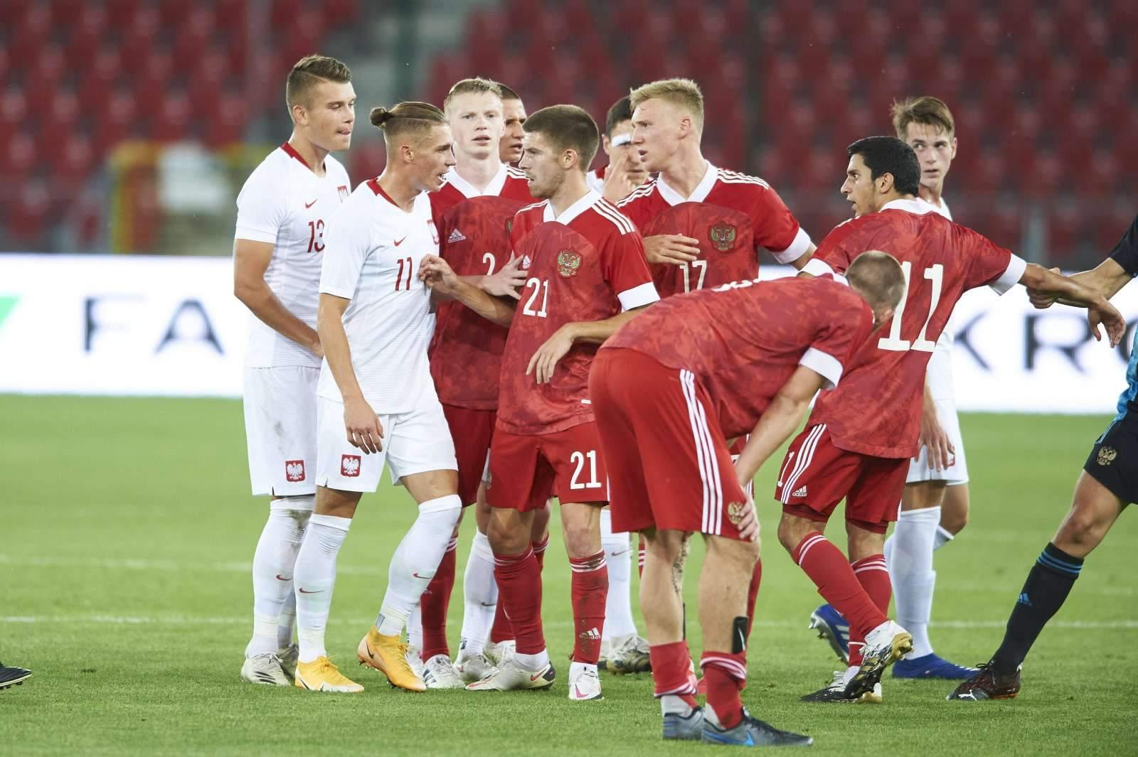 Литва (до 21 года) – Россия (до 21 года) - 0:3 (закончен)