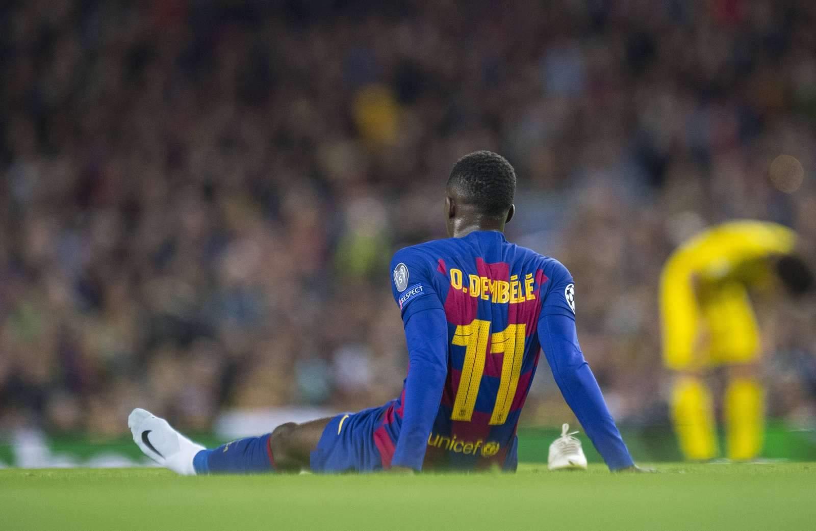 «Барселона» продолжает платить бонусы «Боруссии» за трансфер Дембеле