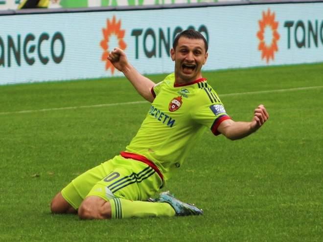 Дзагоев составил топ лучших матчей в еврокубках