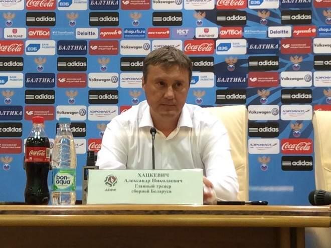 Хацкевич описал ощущение праздника в Волгограде