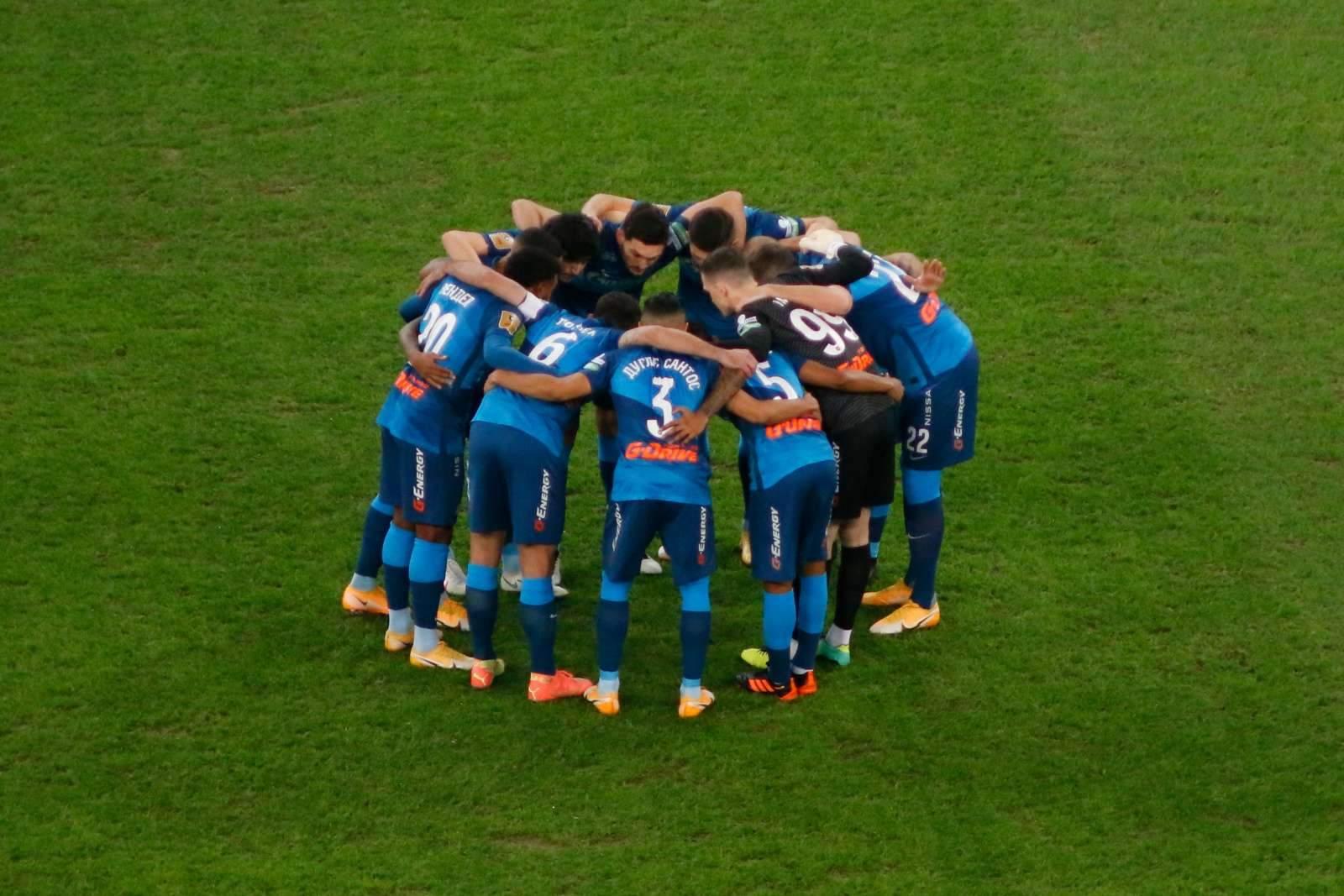 «Зенит» стал самой популярной командой России в YouTube