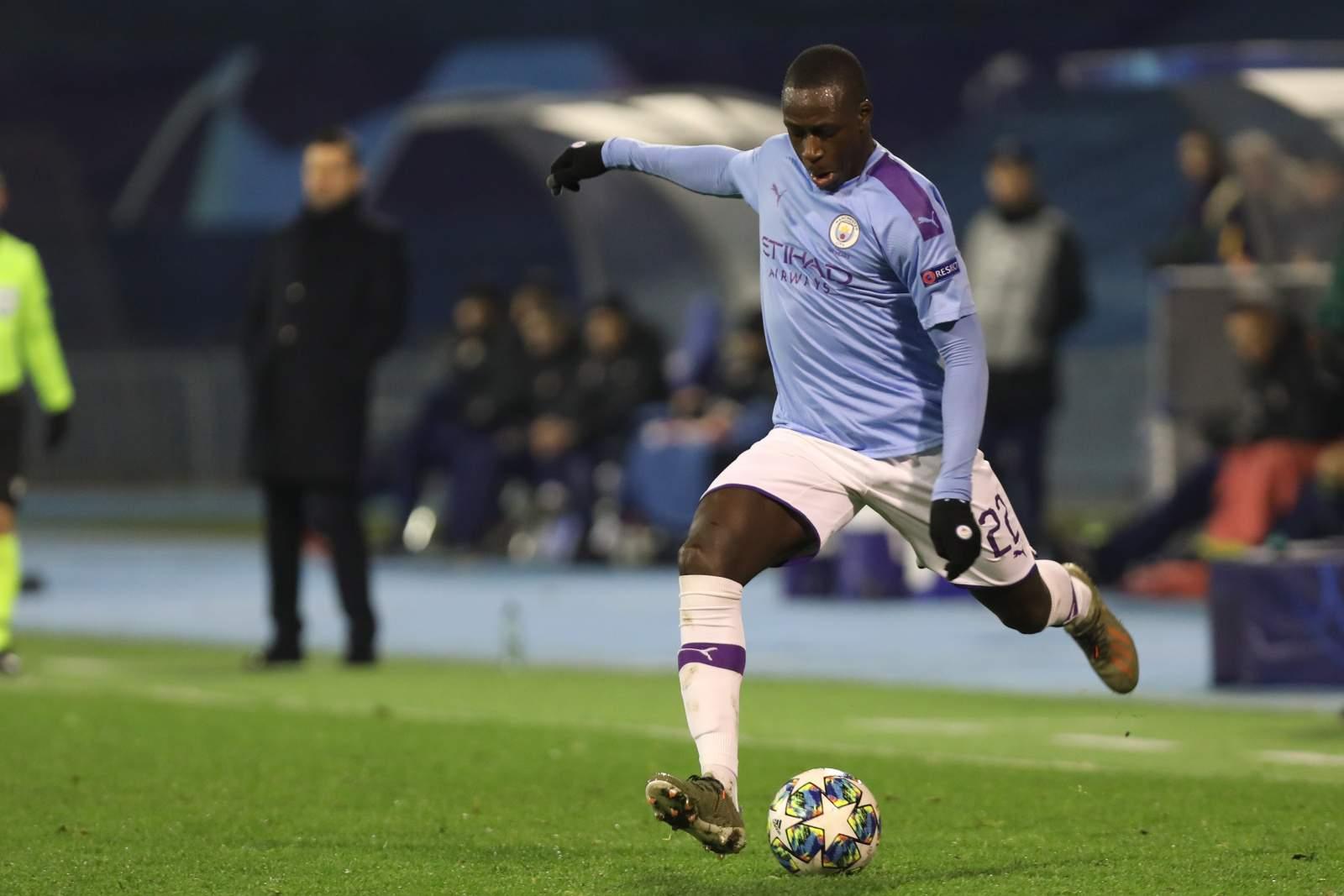 Бенжамин Менди обвиняется в насилии – «Манчестер Сити» отстранил игрока