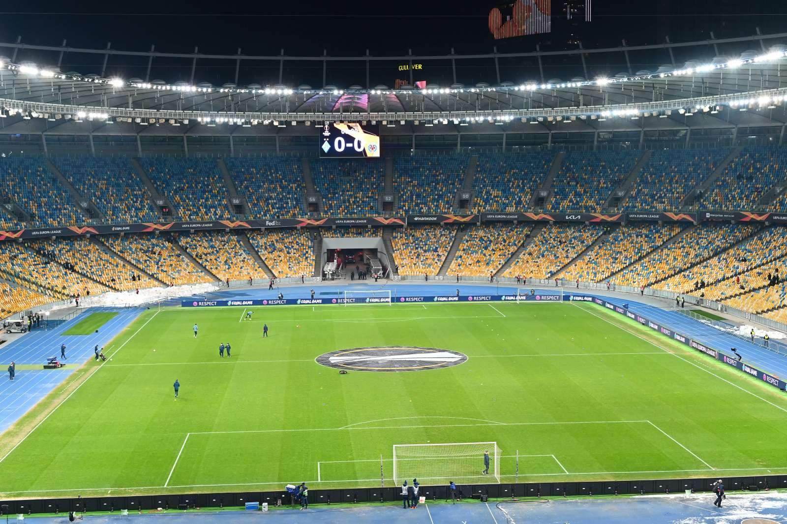На стадионе в Киеве после украинского класико избили депутата