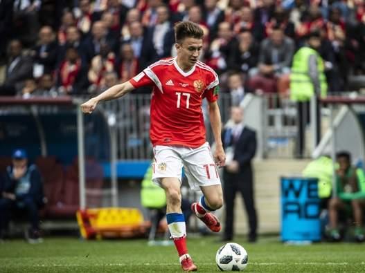 """Симонян пожелал Головину закрепиться в основном составе """"Монако"""""""