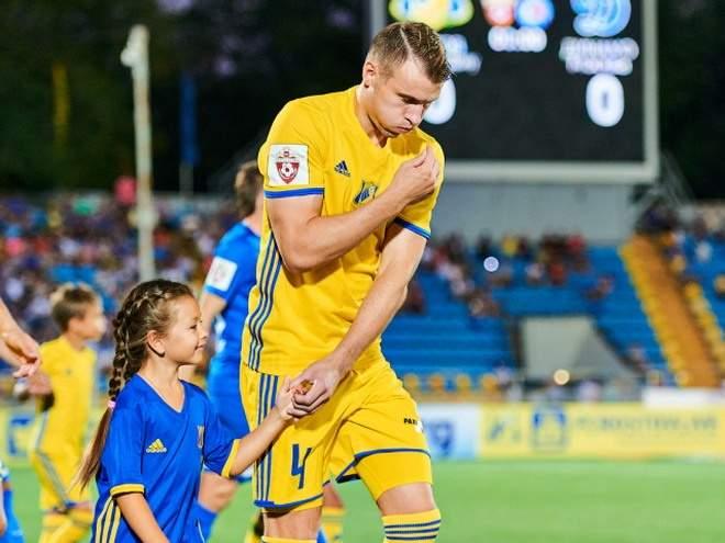 Впервом тайме матча сЦСКА ведет «Ростов»