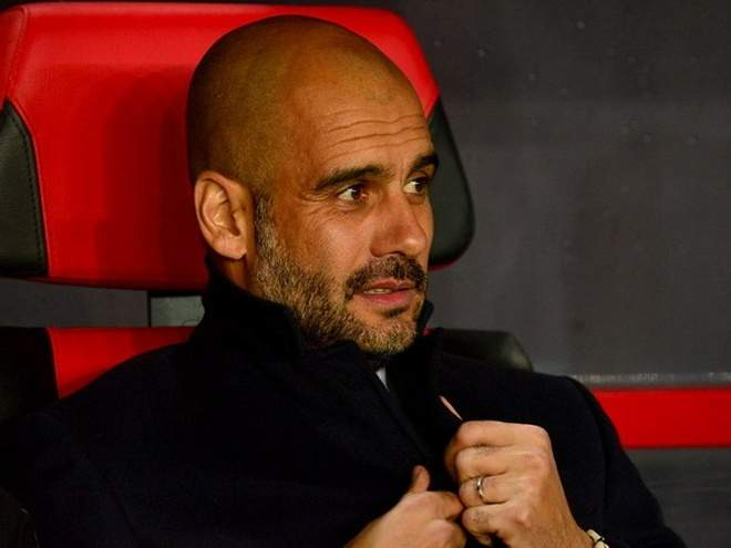 """Гвардиола - о Сане: """"Я хочу работать с игроками, которые хотят остаться в """"Манчестер Сити"""""""