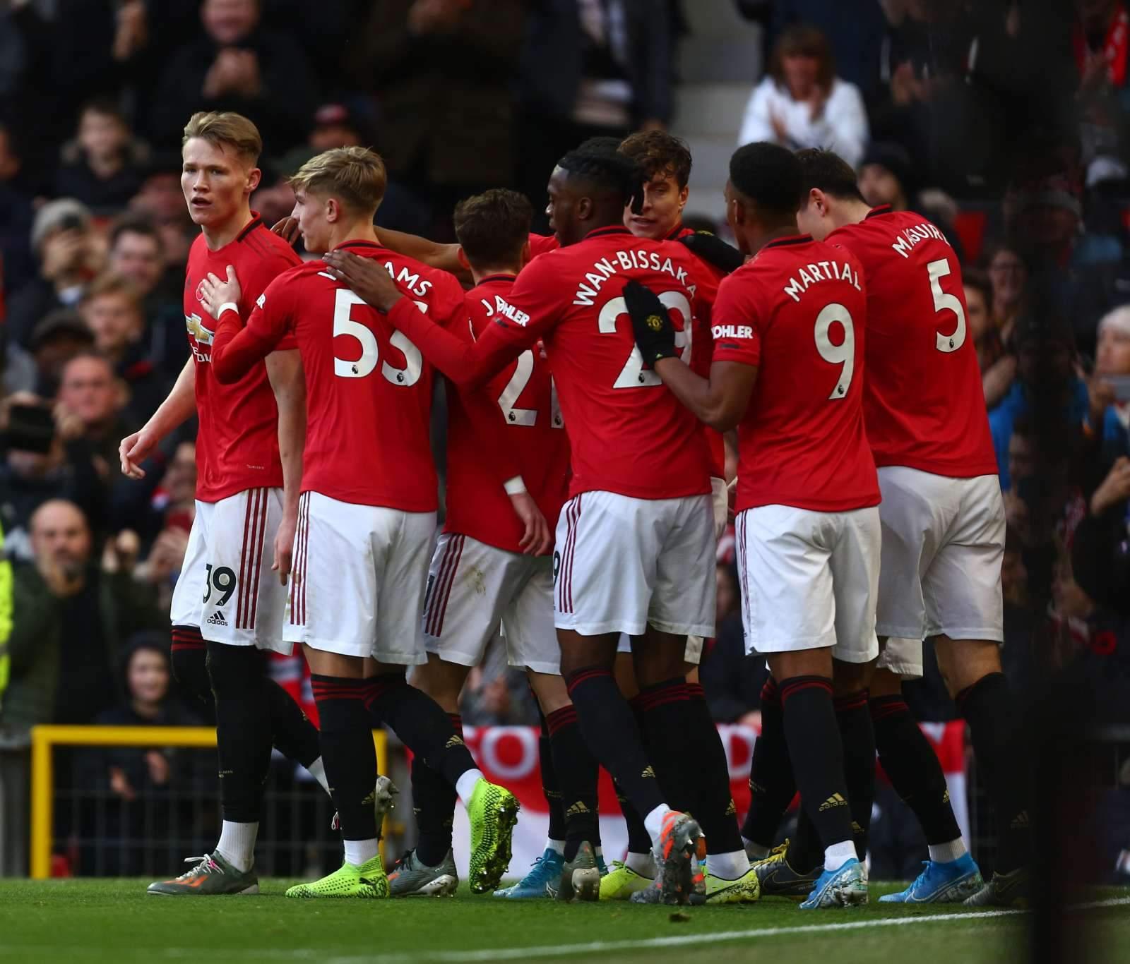Кристал Пэлас - Манчестер Юнайтед: где смотреть прямую трансляцию онлайн