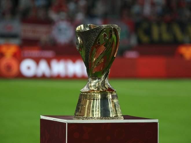Дата, стадион и команды Суперкубка России