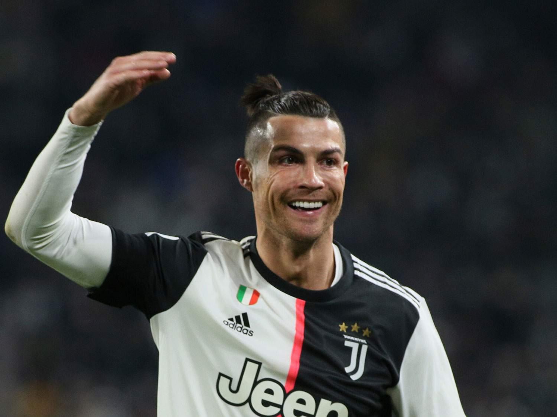 Роналду признан лучшим игроком «Ювентуса» в сезоне