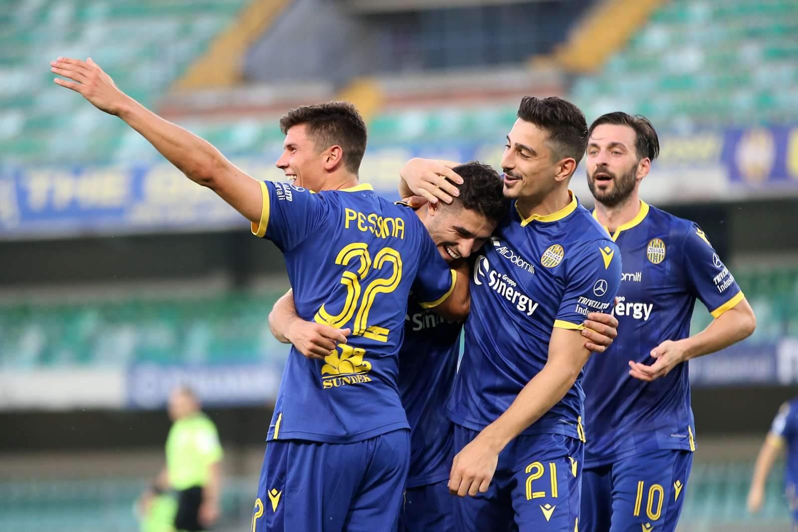 «Верона» - «Катанзаро»: прогноз на матч 1/32 финала Кубка Италии - 14 августа 2021
