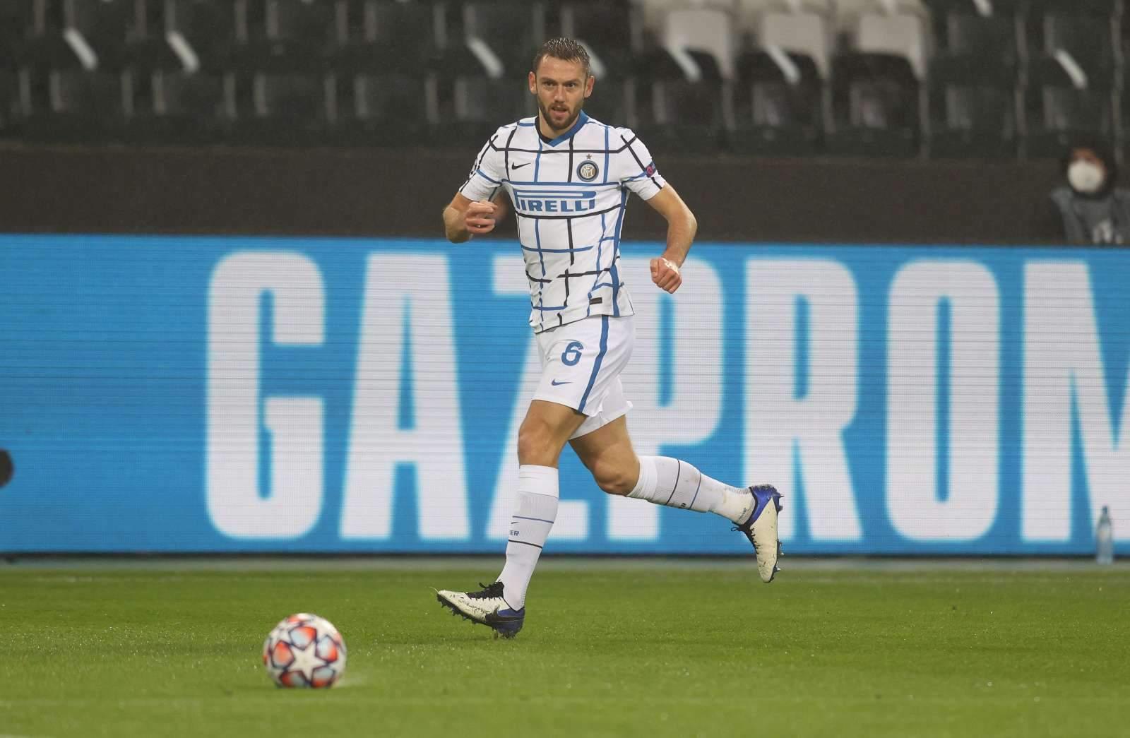 Защитник «Интера»: «Уверены, что выйдем из группы Лиги чемпионов»
