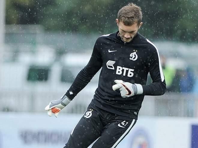 Лещук: «Могу уже сейчас быть номером один в «Динамо»