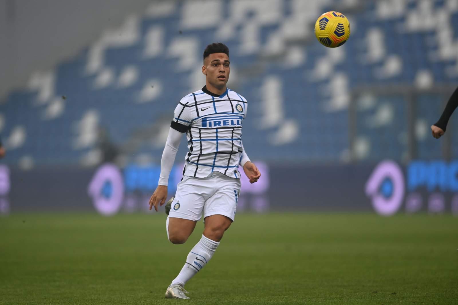 Мартинес: «Роналду – лидер «Ювентуса», но у нас есть Лукаку»