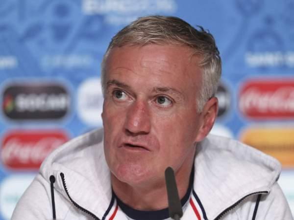 Дешам: «Матч против сборной Швеции не так важен»