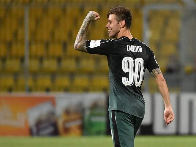 Смолов претендует на звание лучшего игрока в истории «Краснодара»