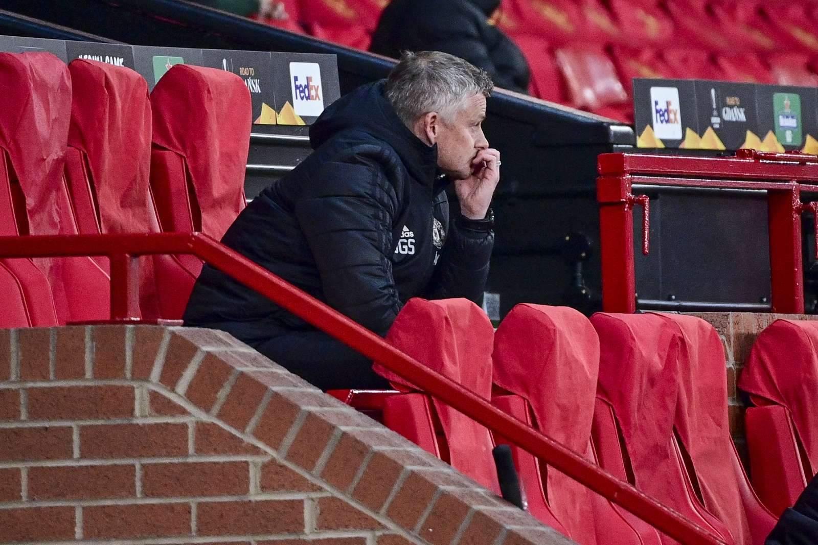 Нашли крайнего: игроки «Манчестер Юнайтед» обвинили Сульшера в неудачах команды