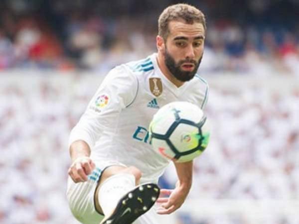 Карвахаль не сможет помочь «Реалу» в матче с «Мальоркой»