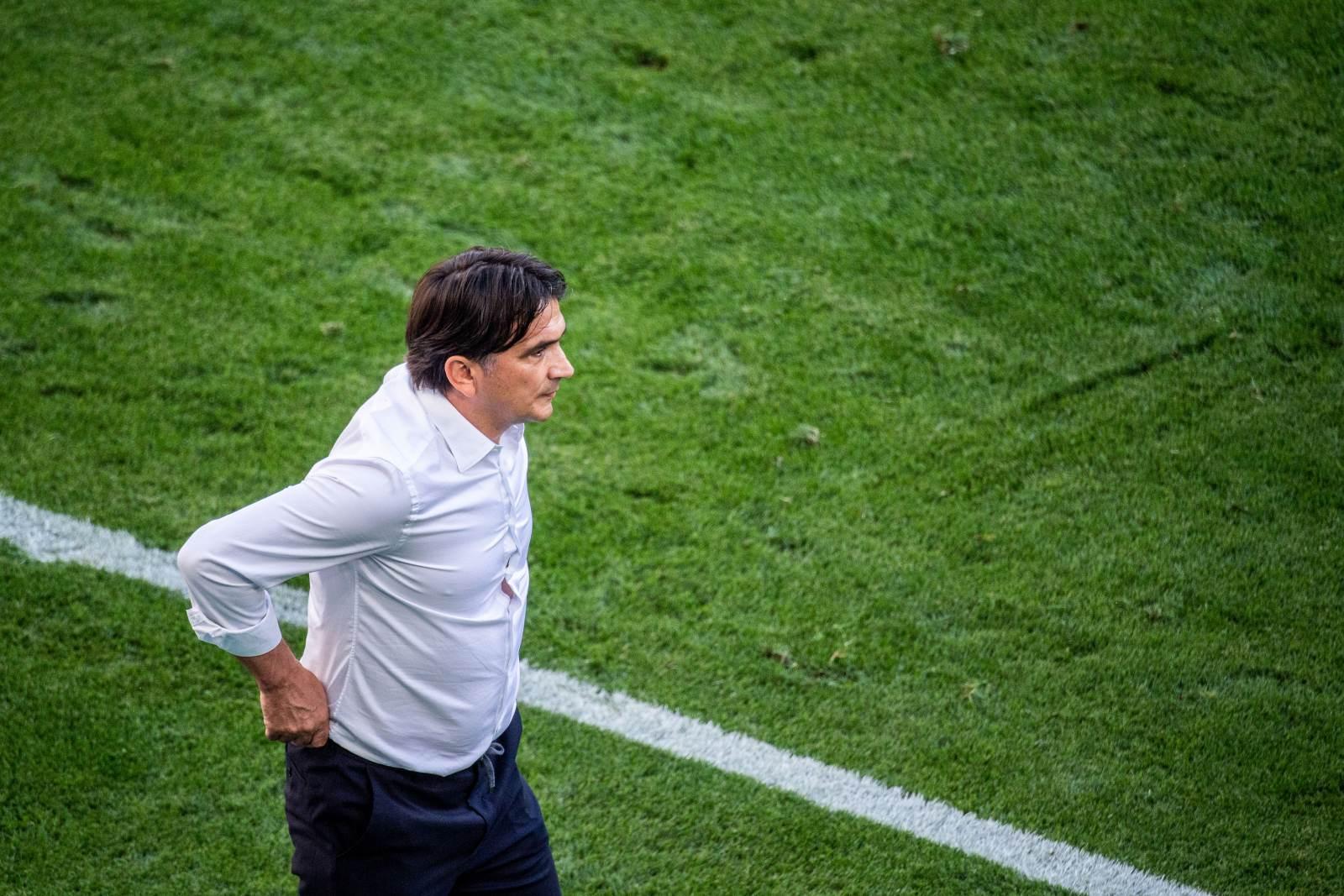 Тренер сборной Хорватии прокомментировал потерю очков в матче со Словакией