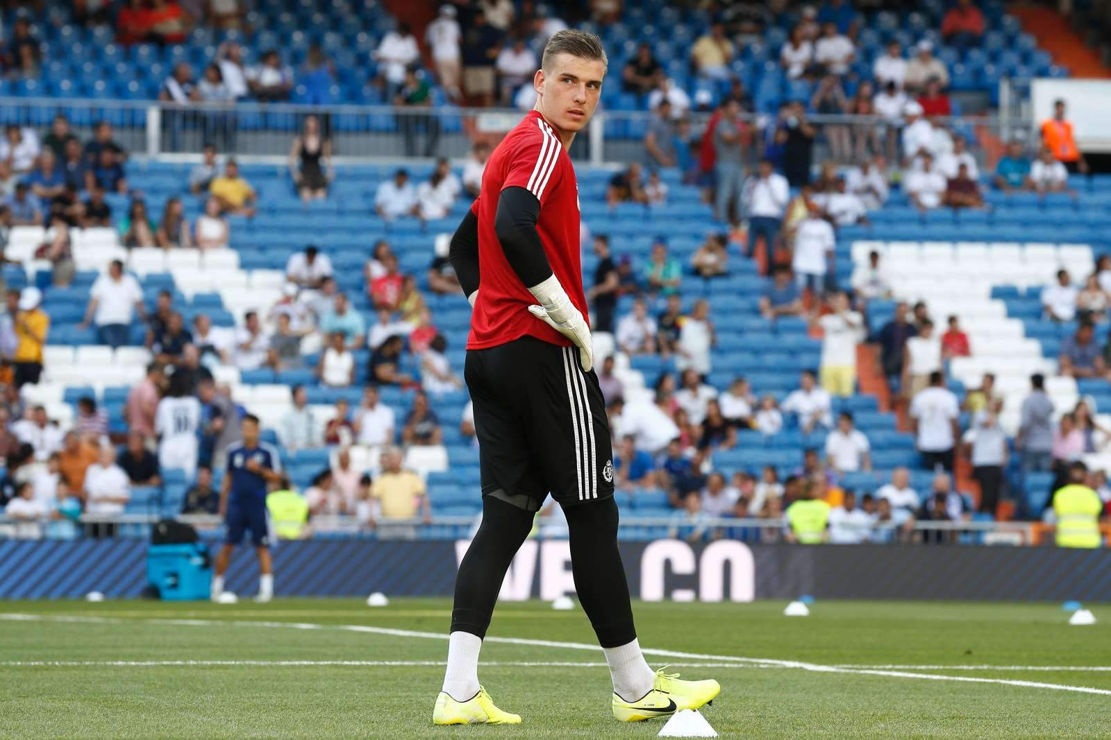 Лунин: «Я был впечатлён Мадридом»