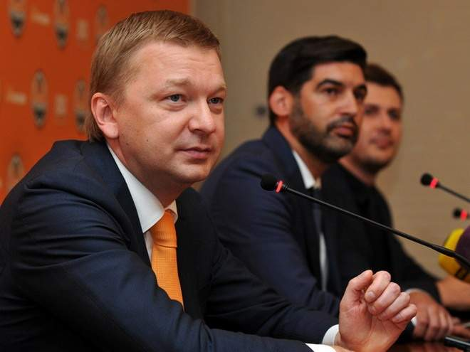 Президент «Шахтёра» надеется отпраздновать в Донецке следующий день рождения клуба