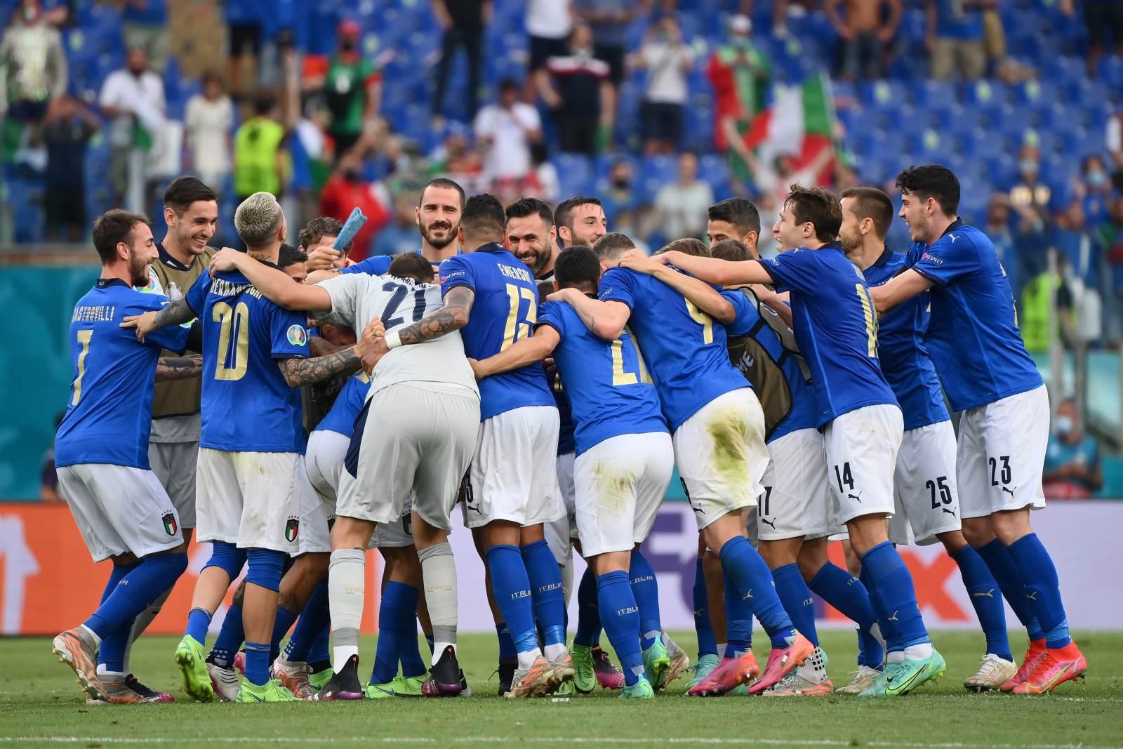 Кассано: «Теперь для сборной Италии начинаются настоящие трудности»