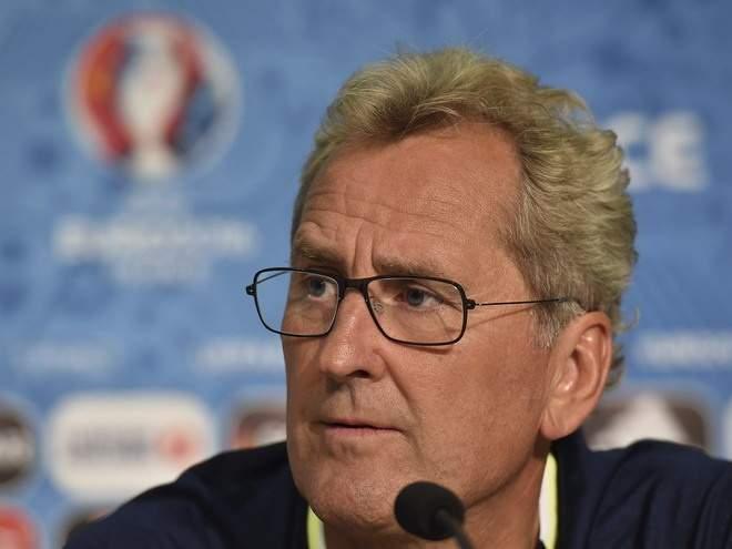 Хамрен назначен напост основного тренера сборной Исландии