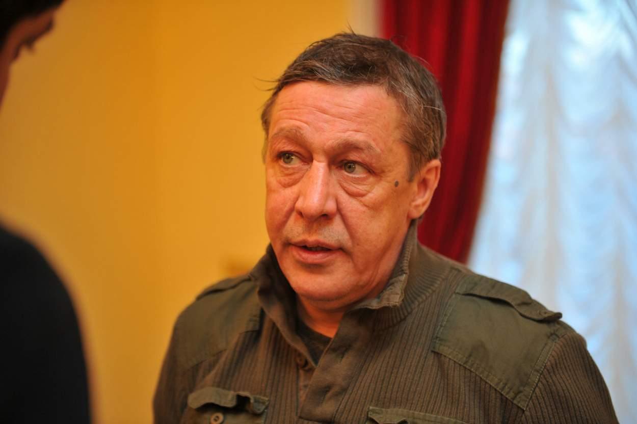 Актёр Ефремов, которого обвиняют в смертельном ДТП, перенёс инсульт после матча «Спартак» - «Сочи»