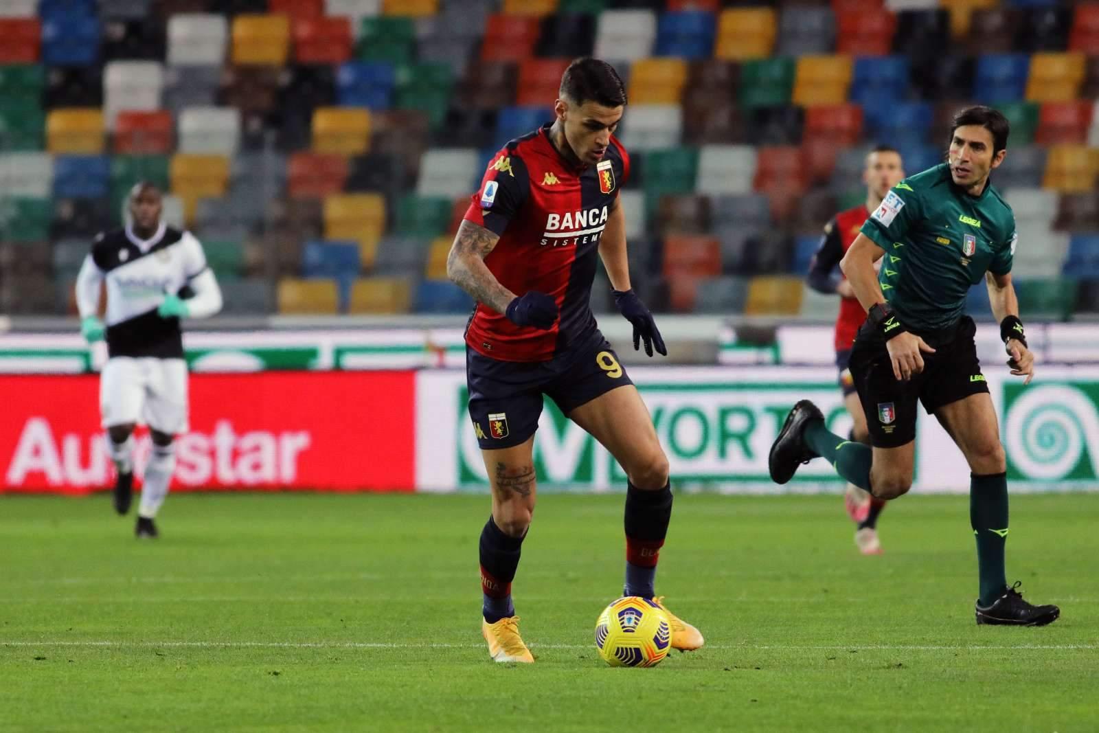 «Милан» обыграл «Дженоа» благодаря автоголу