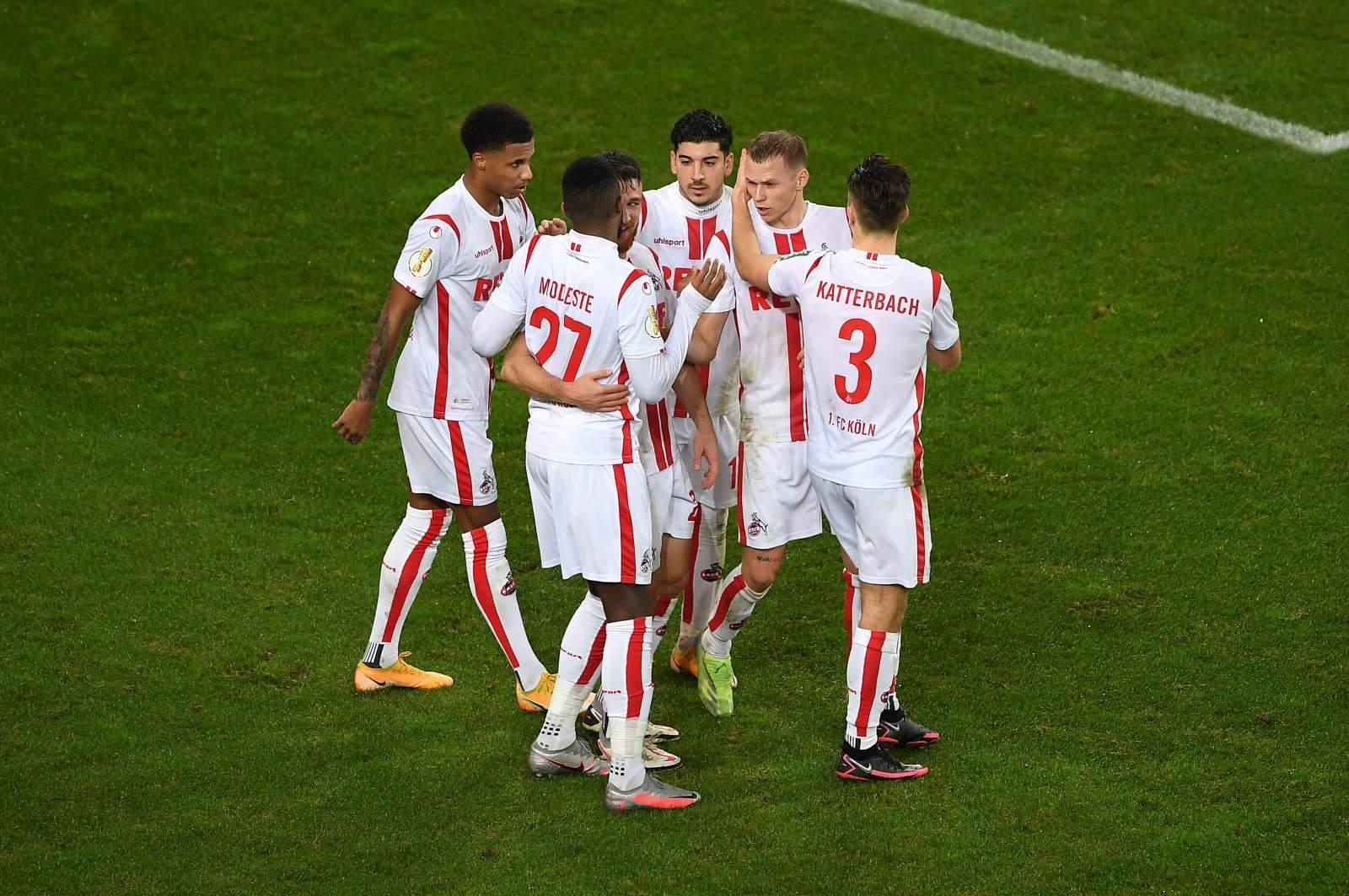 «Кёльн» ушёл от поражения в матче с «Вердером»