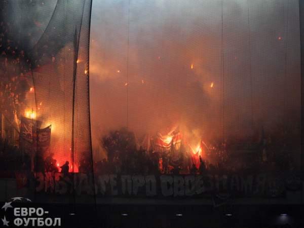 Болельщики дрезденского «Динамо» поддержали российскую акцию протеста «Фанат – не преступник»