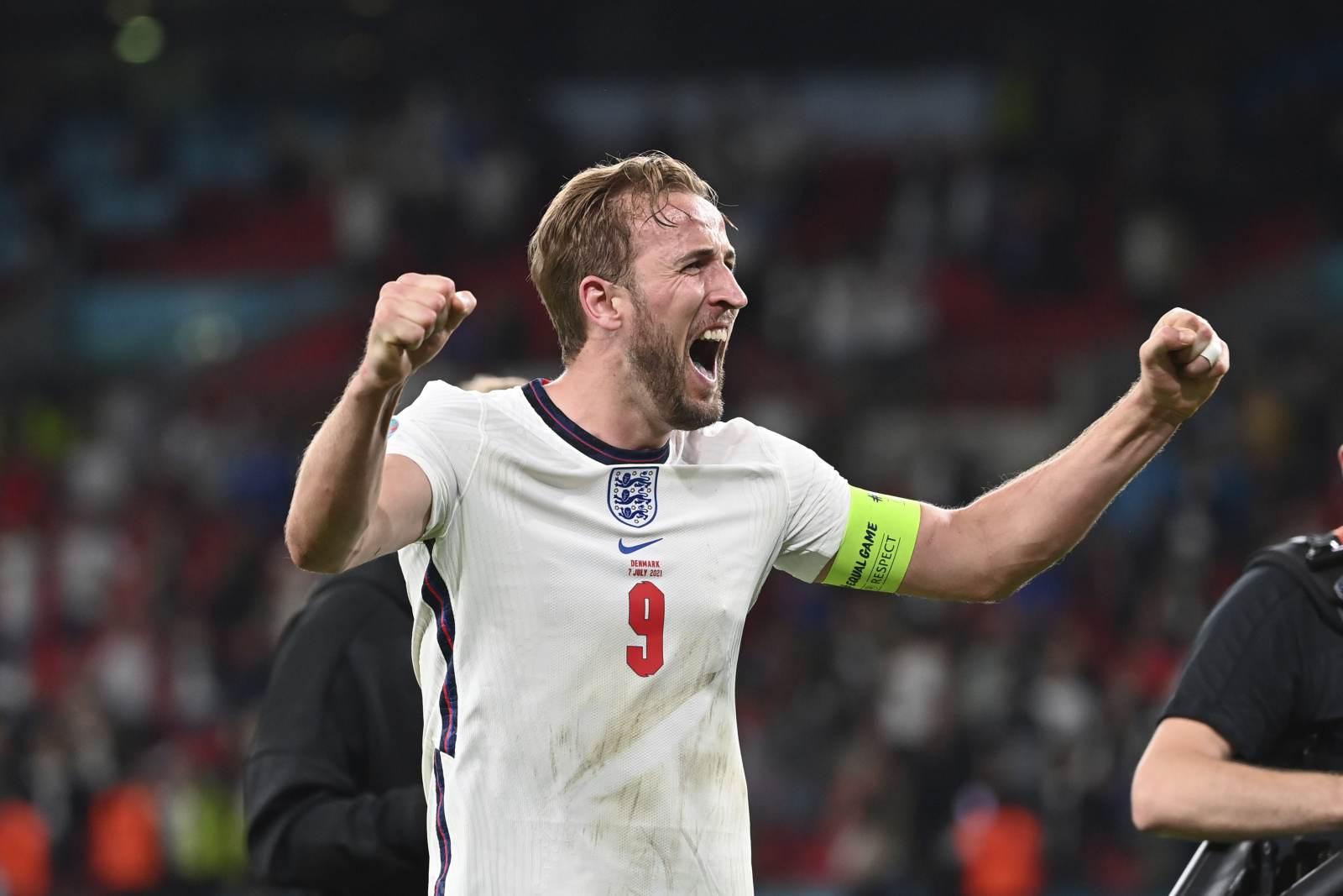 Кейн - о финале Евро-2020: «За такой шанс нужно хвататься обеими руками»