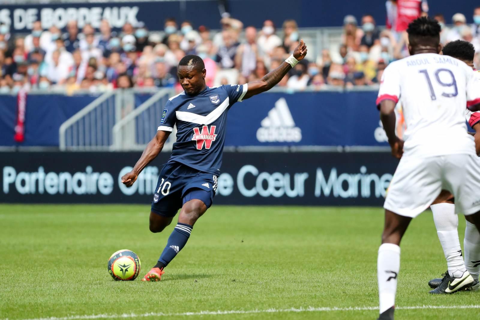 Игрок «Бордо» во время матча потерял сознание