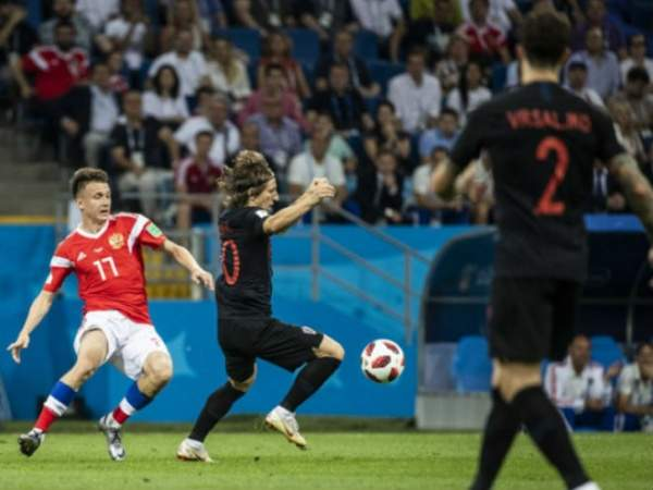 Головин: «Не сразу поверил в поражение от Хорватии на домашнем чемпионате мира»