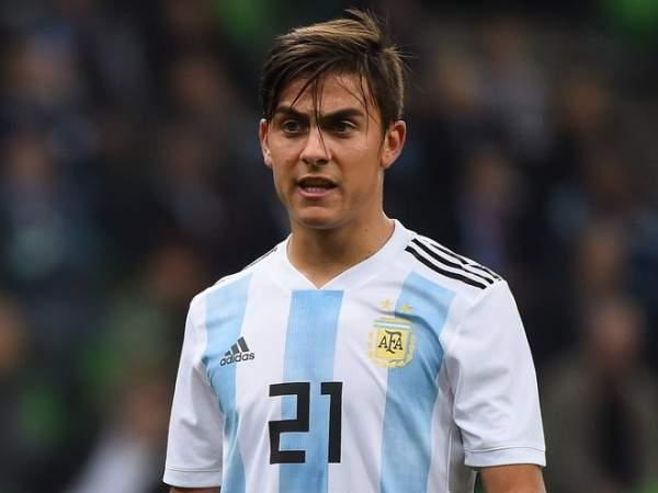 Дибала не будет включён в состав сборной Аргентины на Кубок Америки