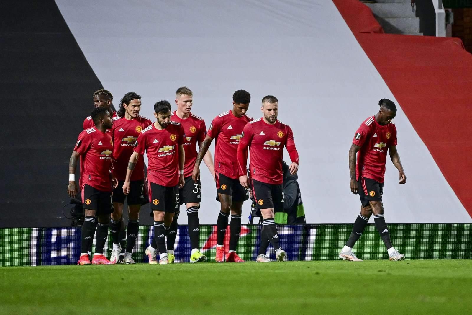 «Манчестер Юнайтед» - «Лестер» - 1:2 (закончен)