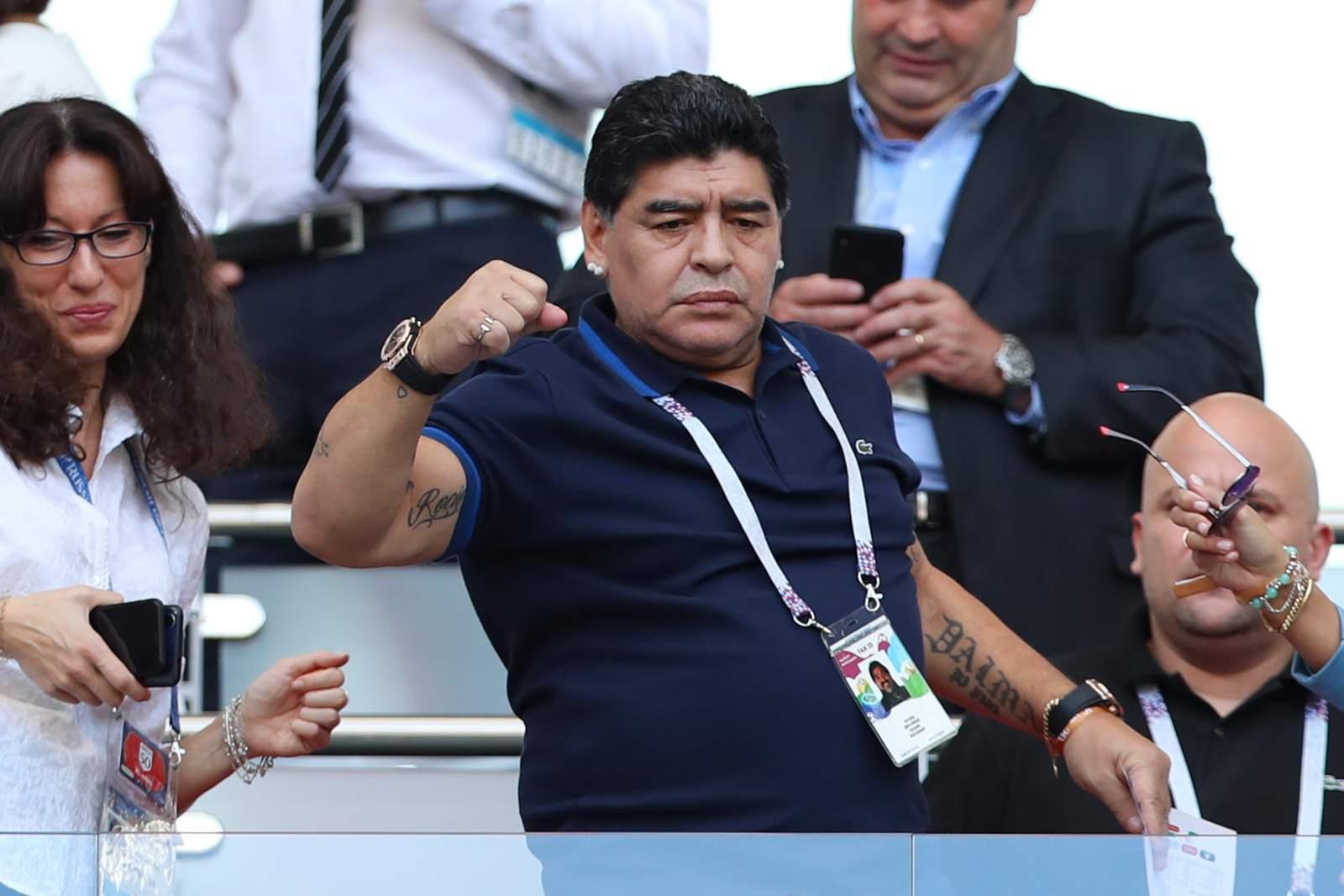 Врач Марадоны вышел на свободу