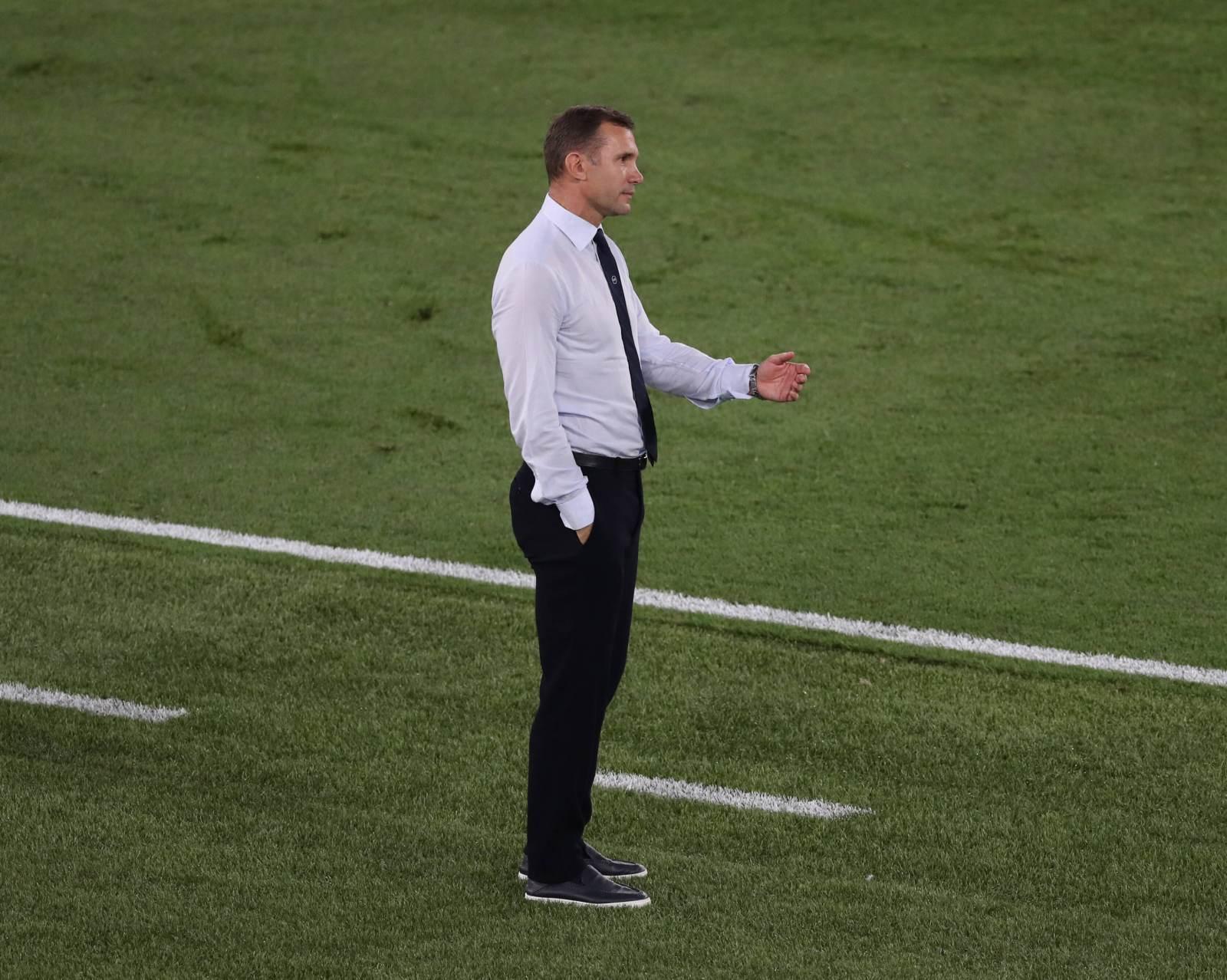 Шевченко назвал «Милан» претендентом на первое место в группе