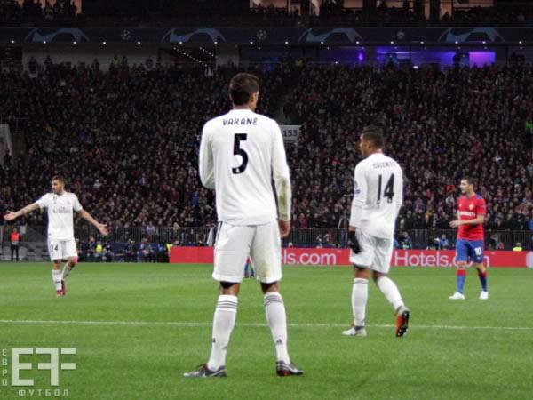 Варан – о матче с «Вальядолидом»: «Реал» заслуживал большего»