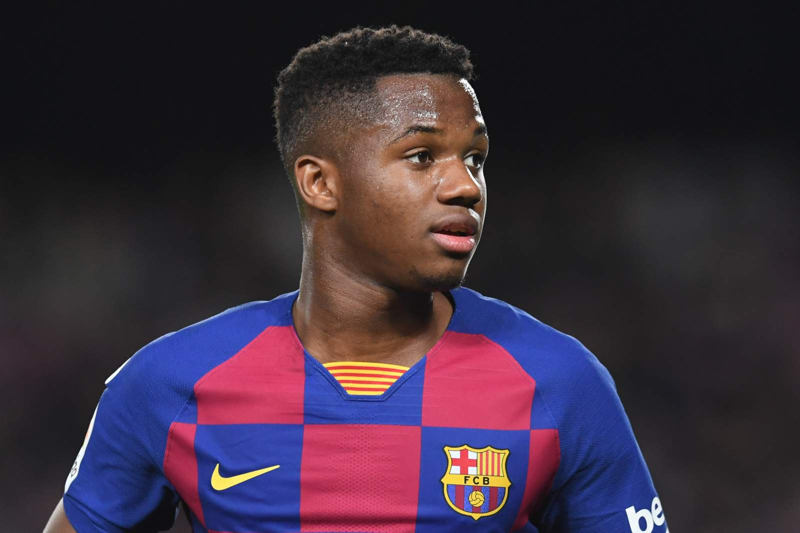 «Барселона» хочет продлить контракт с Фати до 2026 года